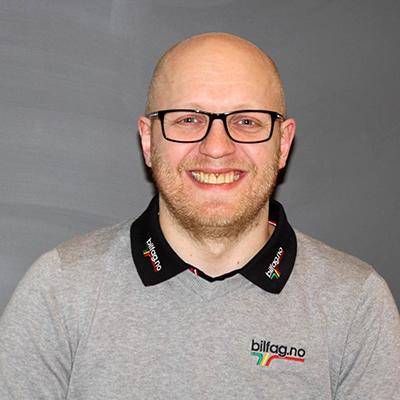 Marius Haglund